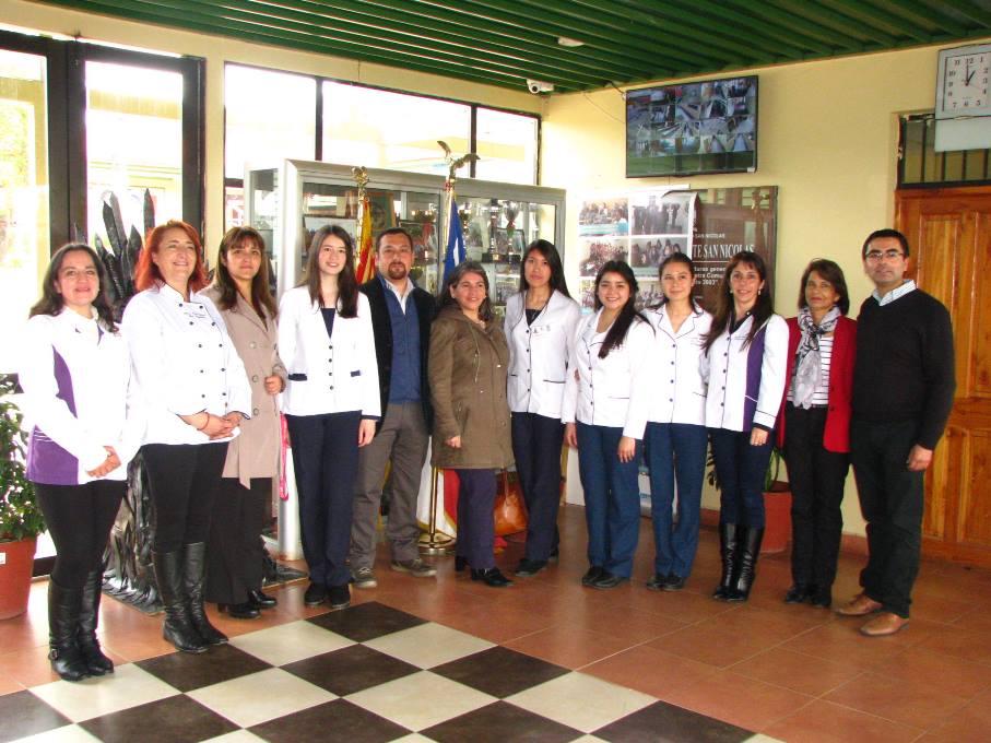 FACSA estrecha vinculación con el Liceo Bicentenario de Excelencia ...