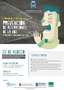 Afiche 1-jornada VOZ 2014