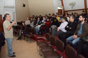 Aula latinoamericana G. Cerda