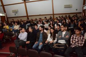 Aula latinoamericana alumnos