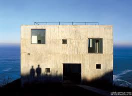 Casa Poli Frontal contra el mar