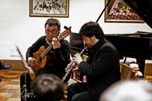 Clarinete y Guitarra