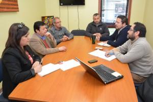 Comité Paritario 2015