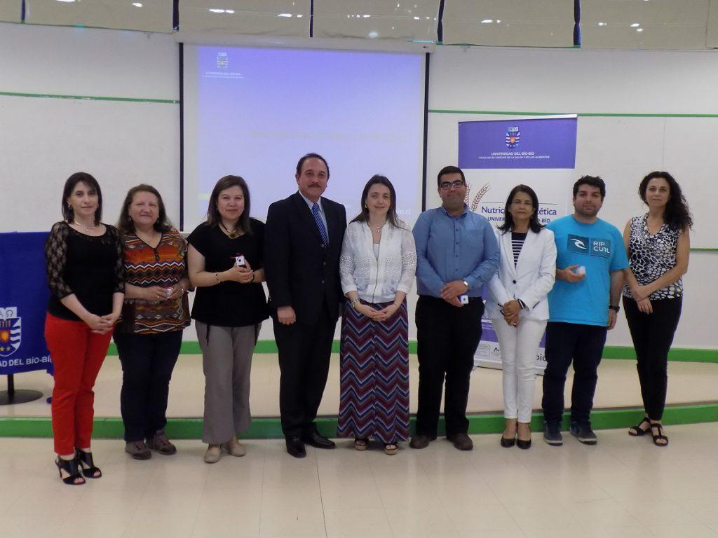 Escuela de Nutrición y Dietética UBB constituyó Centro de Titulados ...