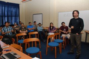 Seminario de Física.
