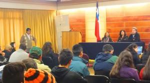 Foto 8. Encuentro temático