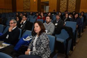 II Encuentro Innovación y Buenas Prácticas Pedagógicas - Público  inauguración