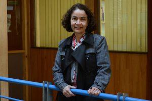 M. Isabel López, directora del Magister en Patrimonio Arquitectónico y Urbano.