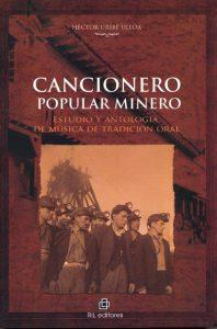 Portada libro Cancionero Popular MInero0001