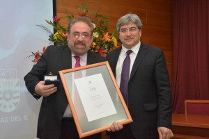 Premio de Investigación 2015 - Entrega AB