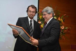 Premio de Investigación 2015 - Entrega CD