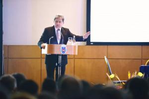 Rector Hector Gaete Feres