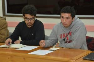 Representantes alumnos