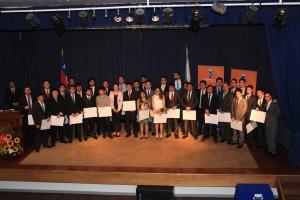 Titulados ICI 2015