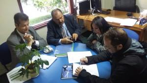 Visita Concurso MTD Chillán