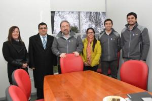 Visita UFPS - Citec