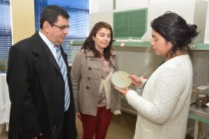 Visita UFPS - Maderas