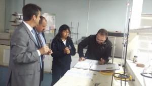 Visita concurso MTD laboratorios Cs.