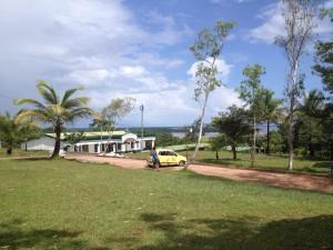 Vista sede Bluefields