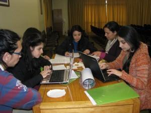 Participación de alumnos en el Congreso de Convivencia Estudiantil.