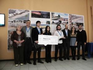 El anteproyecto denominado Portal al mar  obtuvo el primer lugar del concurso.