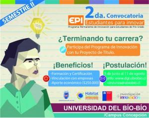 Afiche EPI-II media