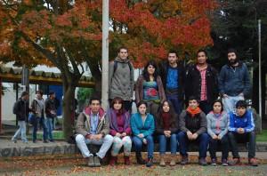 Federación de Estudiantes de la Universidad del Bío-Bío, sede Concepción.